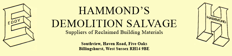 Hammonds Demolition Salvage